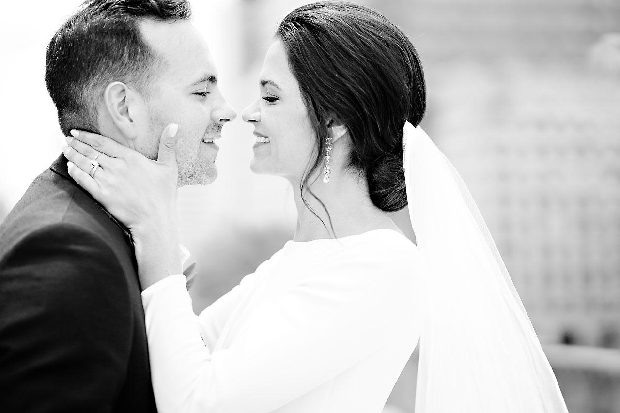 Kaitlin Collin Scottish Rite Indianapolis Wedding 167