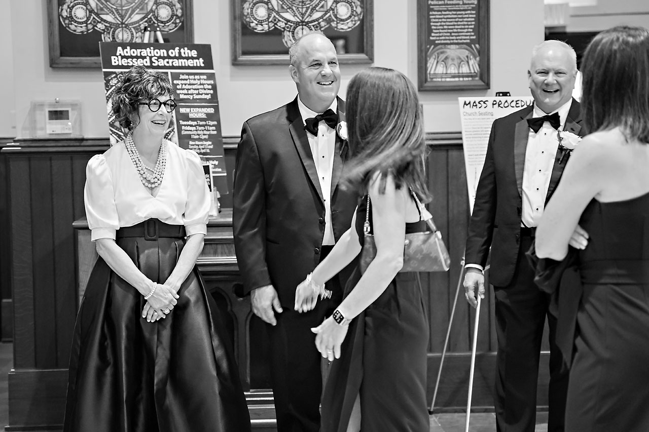 Kaitlin Collin Scottish Rite Indianapolis Wedding 177