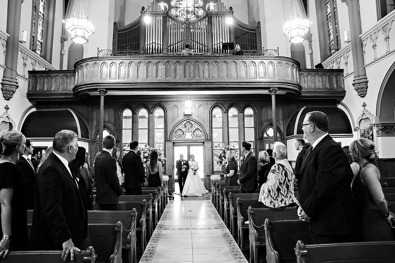 Kaitlin Collin Scottish Rite Indianapolis Wedding 179