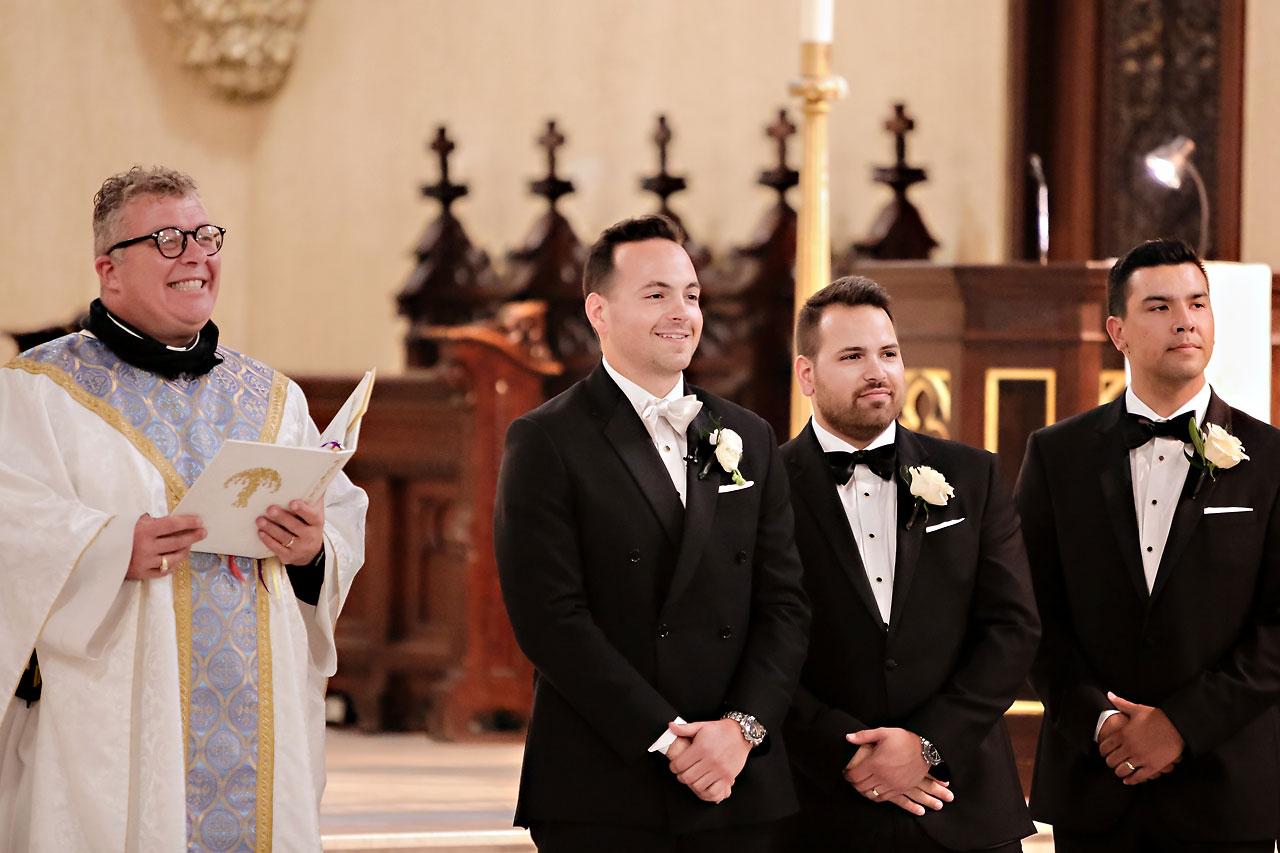 Kaitlin Collin Scottish Rite Indianapolis Wedding 181
