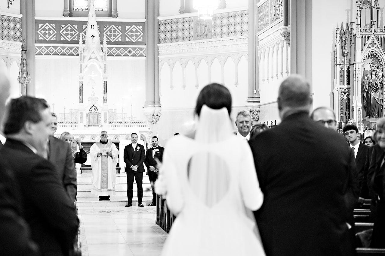 Kaitlin Collin Scottish Rite Indianapolis Wedding 182