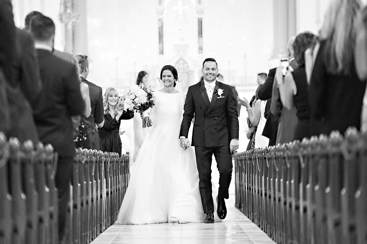 Kaitlin Collin Scottish Rite Indianapolis Wedding 191