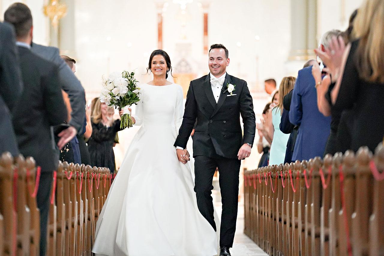 Kaitlin Collin Scottish Rite Indianapolis Wedding 192