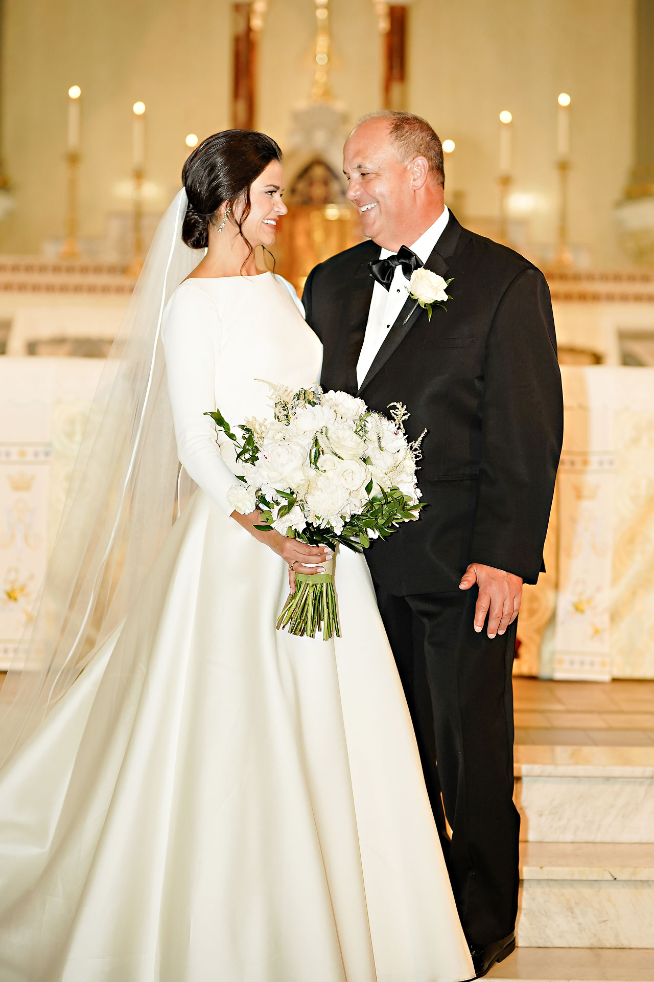 Kaitlin Collin Scottish Rite Indianapolis Wedding 195