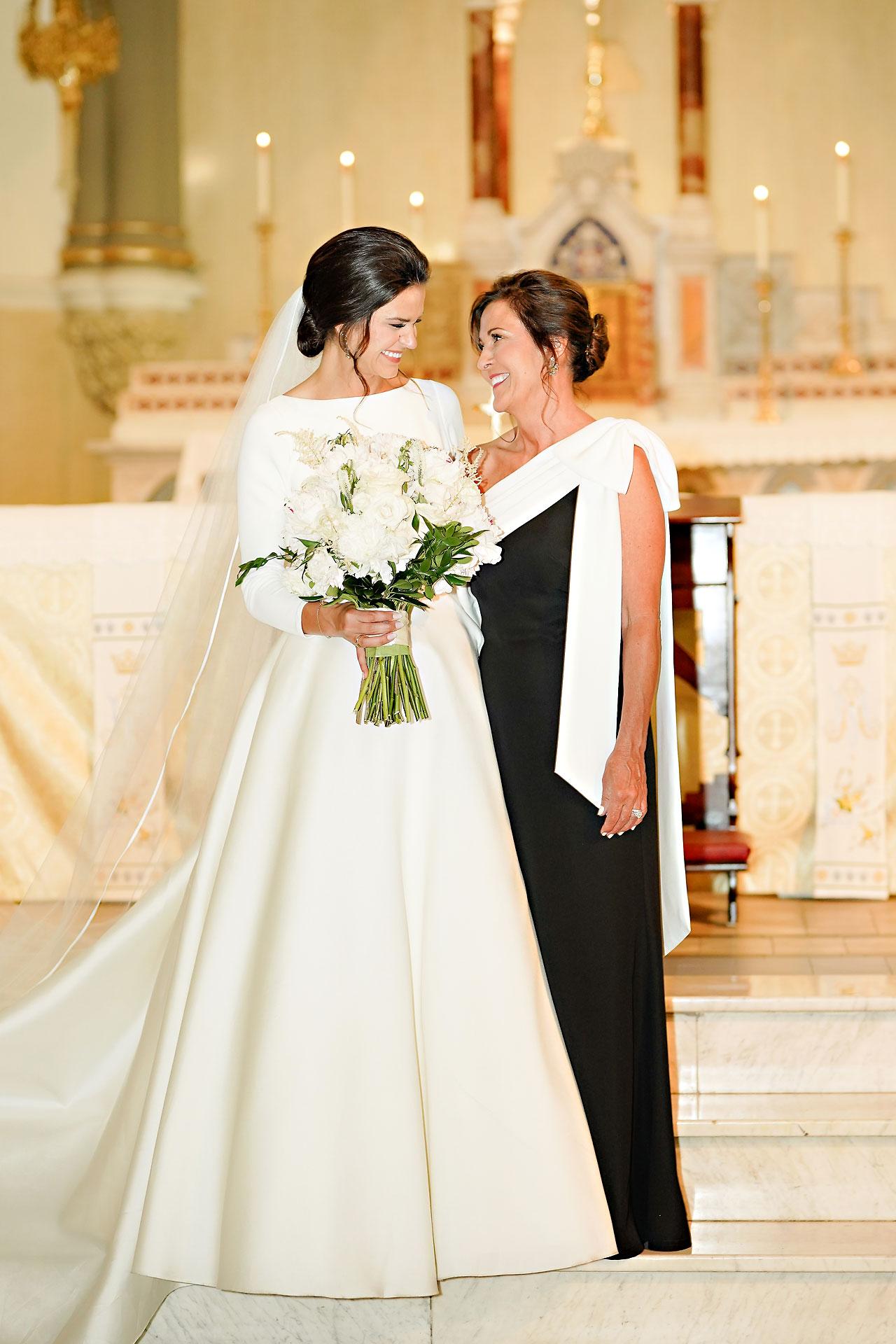 Kaitlin Collin Scottish Rite Indianapolis Wedding 203