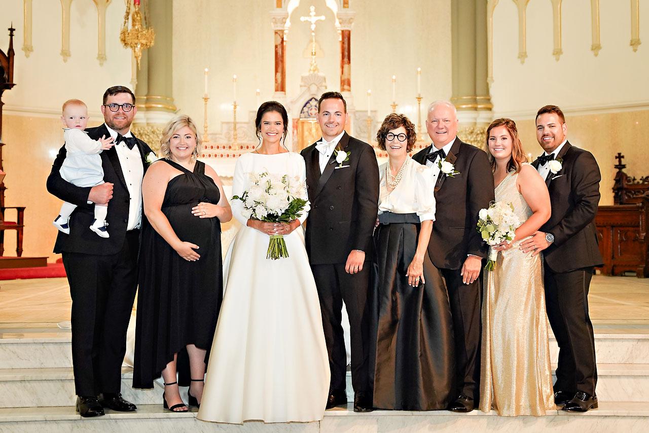 Kaitlin Collin Scottish Rite Indianapolis Wedding 204