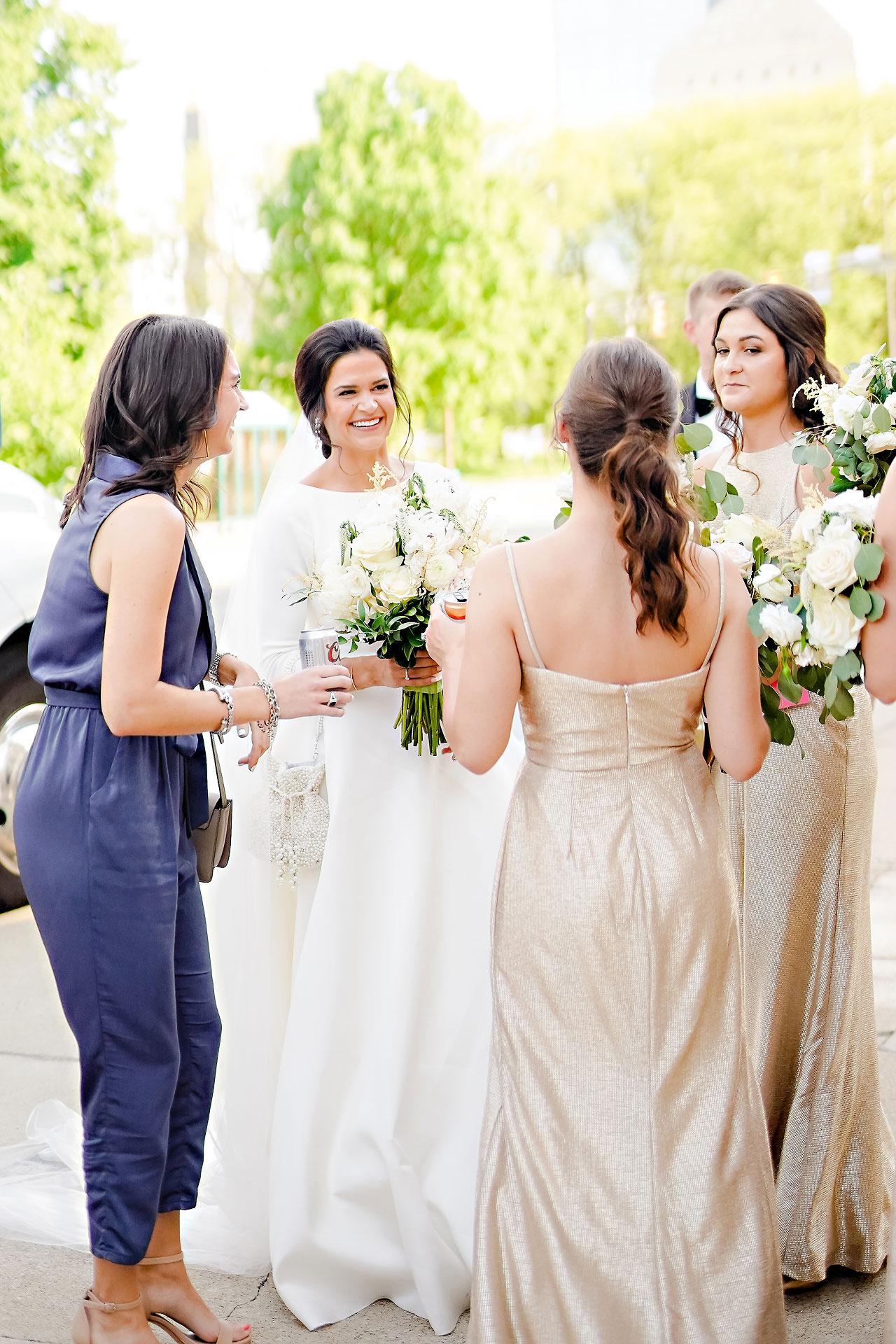 Kaitlin Collin Scottish Rite Indianapolis Wedding 206