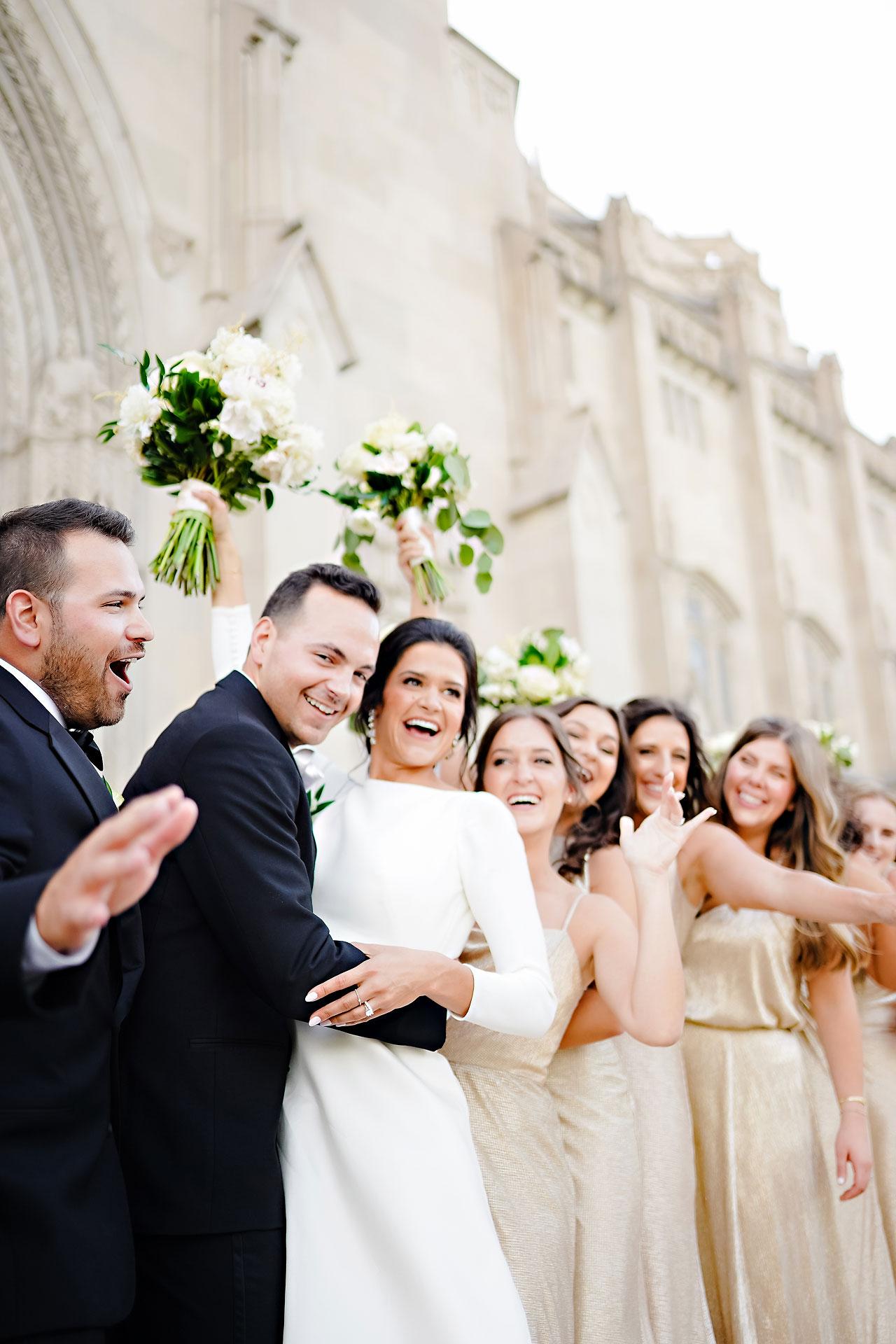 Kaitlin Collin Scottish Rite Indianapolis Wedding 211