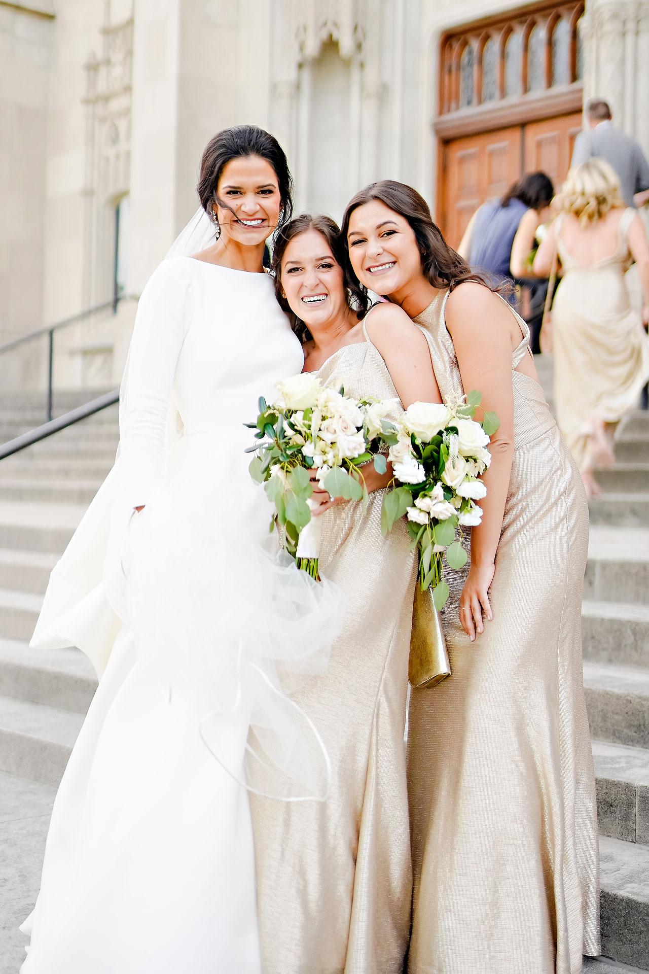 Kaitlin Collin Scottish Rite Indianapolis Wedding 220