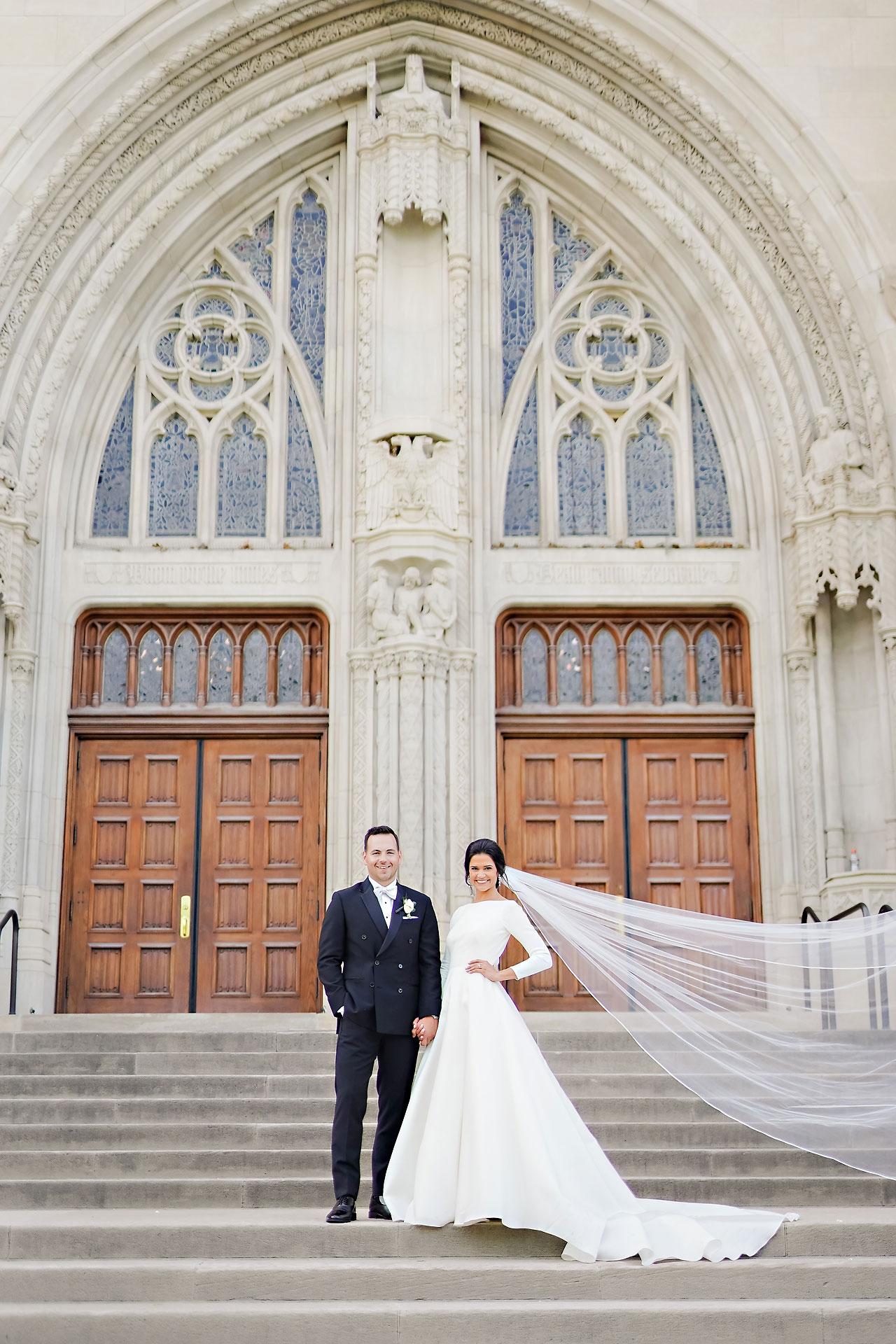 Kaitlin Collin Scottish Rite Indianapolis Wedding 223