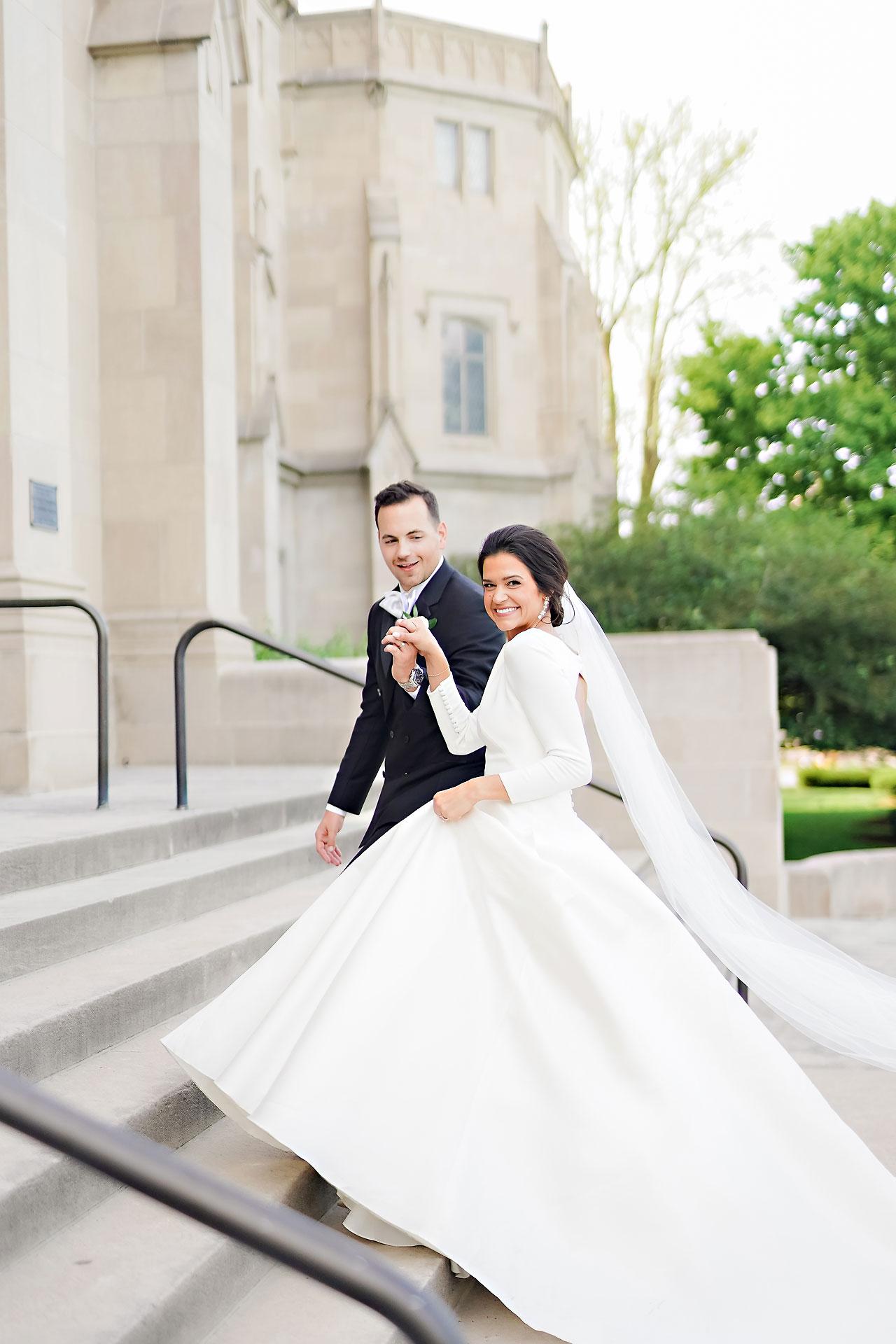 Kaitlin Collin Scottish Rite Indianapolis Wedding 225