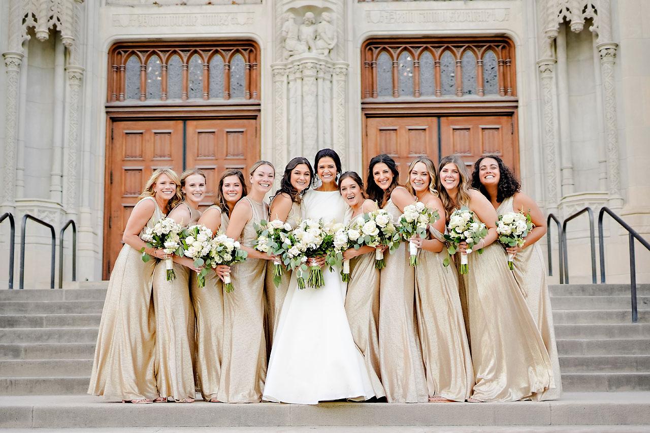 Kaitlin Collin Scottish Rite Indianapolis Wedding 228