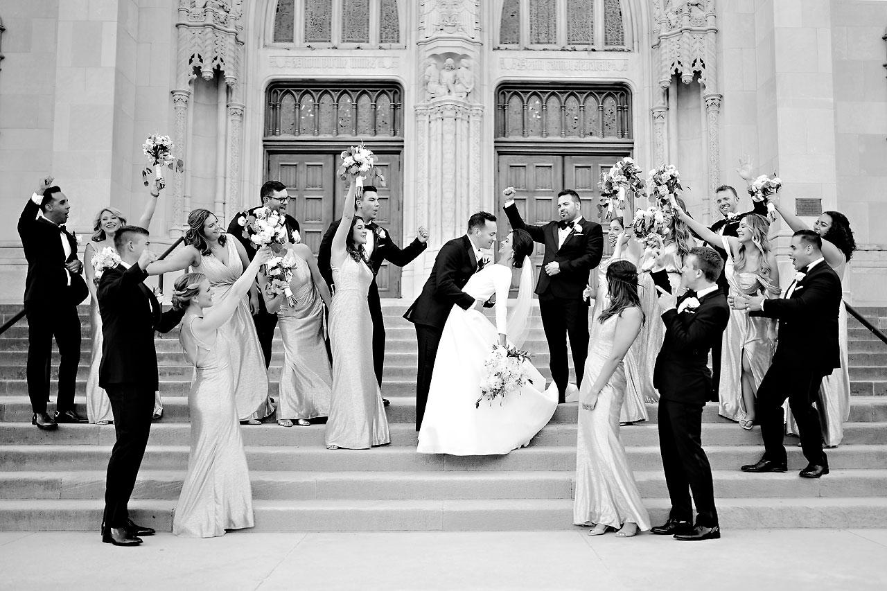 Kaitlin Collin Scottish Rite Indianapolis Wedding 229