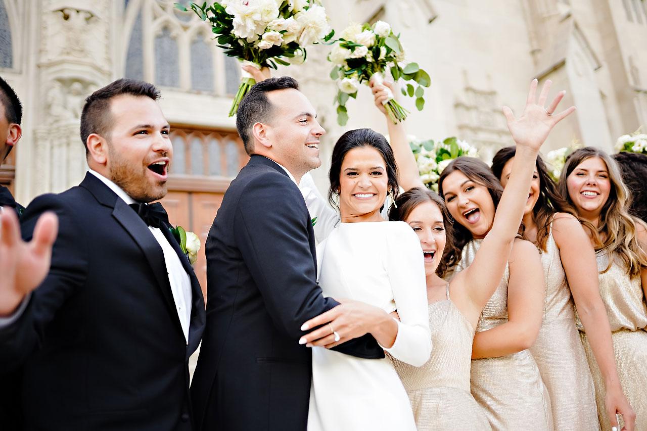 Kaitlin Collin Scottish Rite Indianapolis Wedding 231