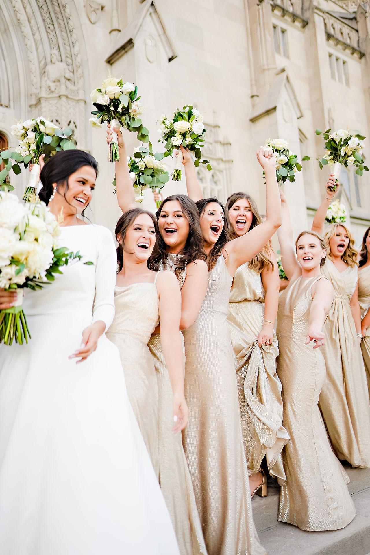 Kaitlin Collin Scottish Rite Indianapolis Wedding 233
