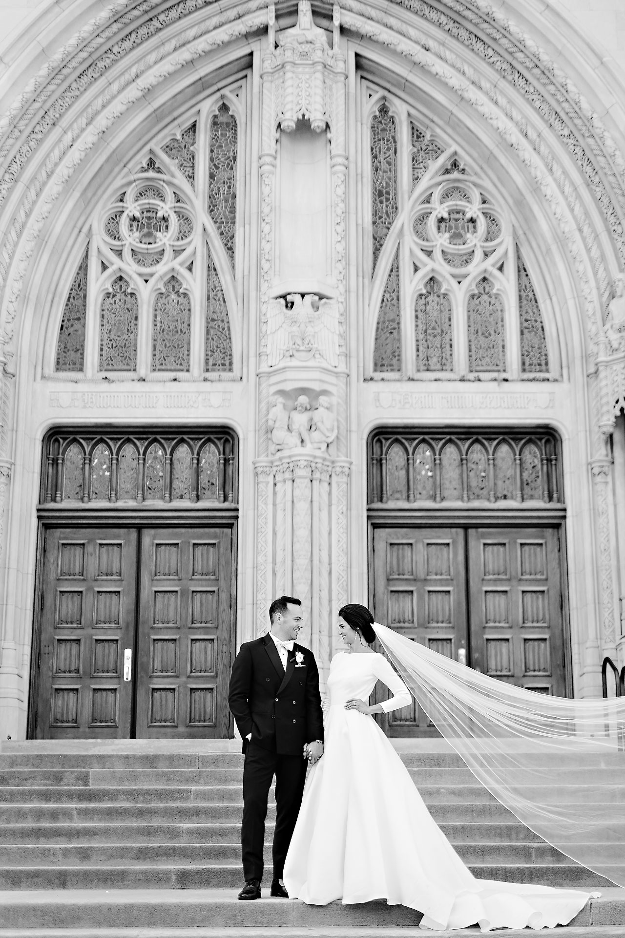Kaitlin Collin Scottish Rite Indianapolis Wedding 234
