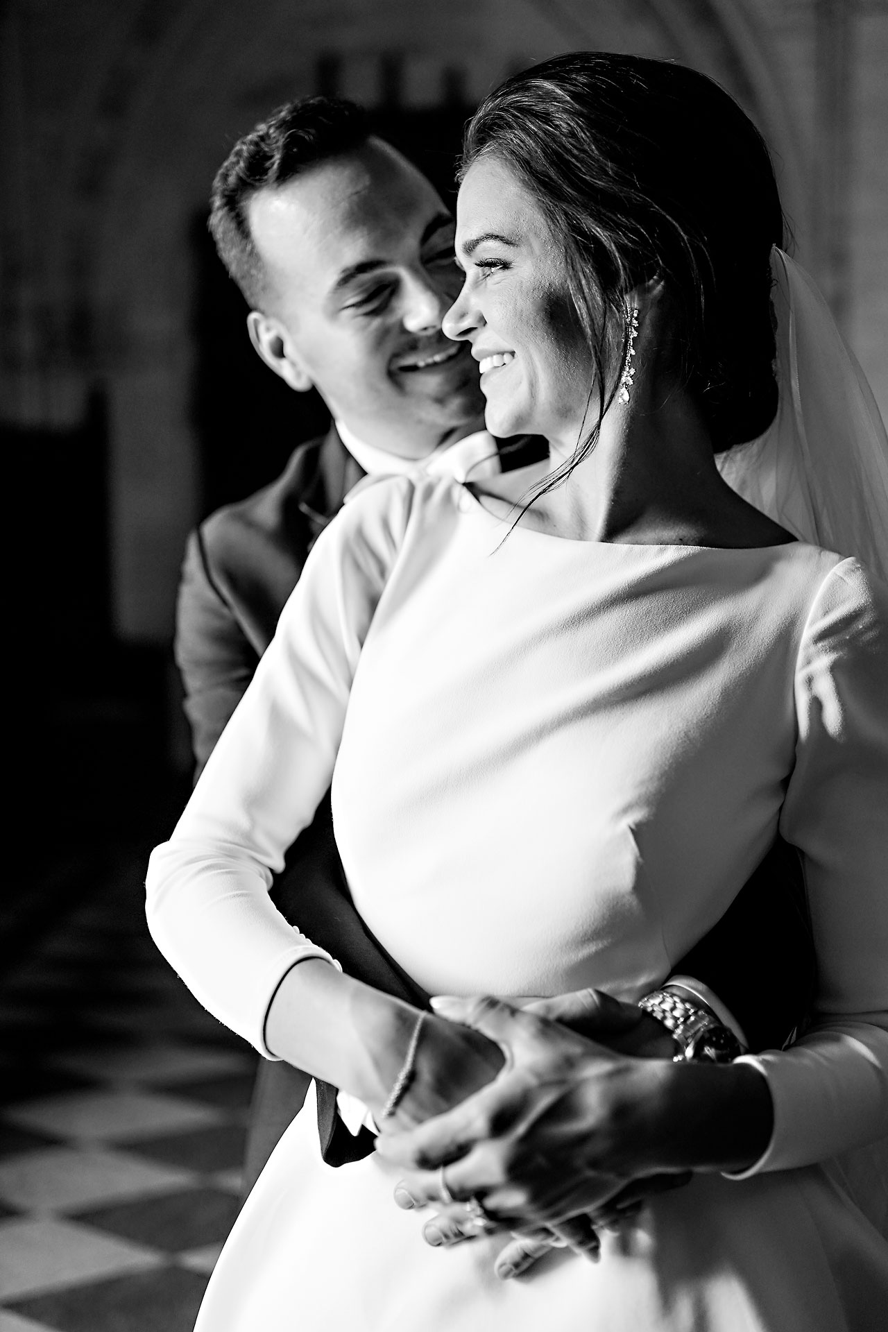 Kaitlin Collin Scottish Rite Indianapolis Wedding 237