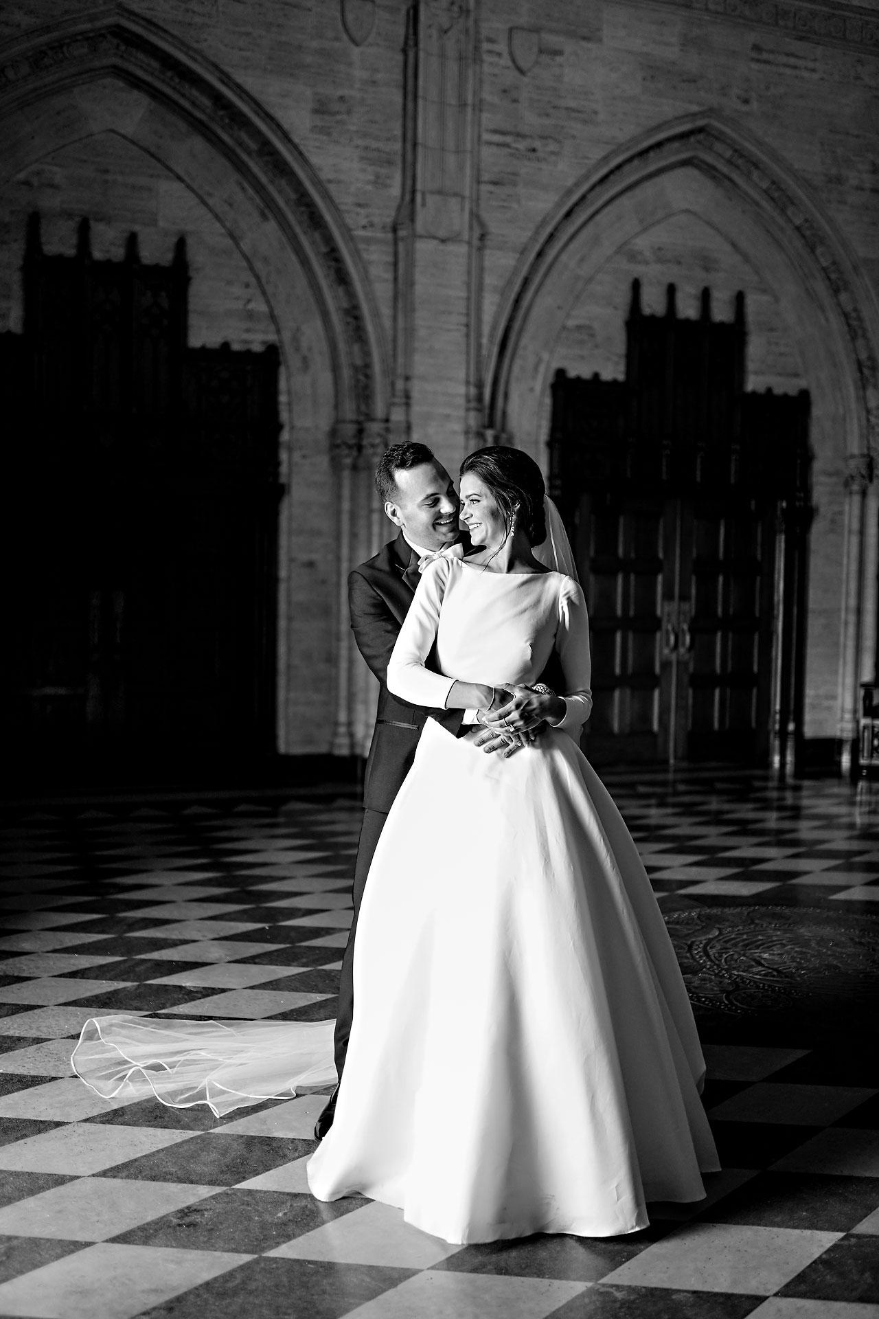 Kaitlin Collin Scottish Rite Indianapolis Wedding 239