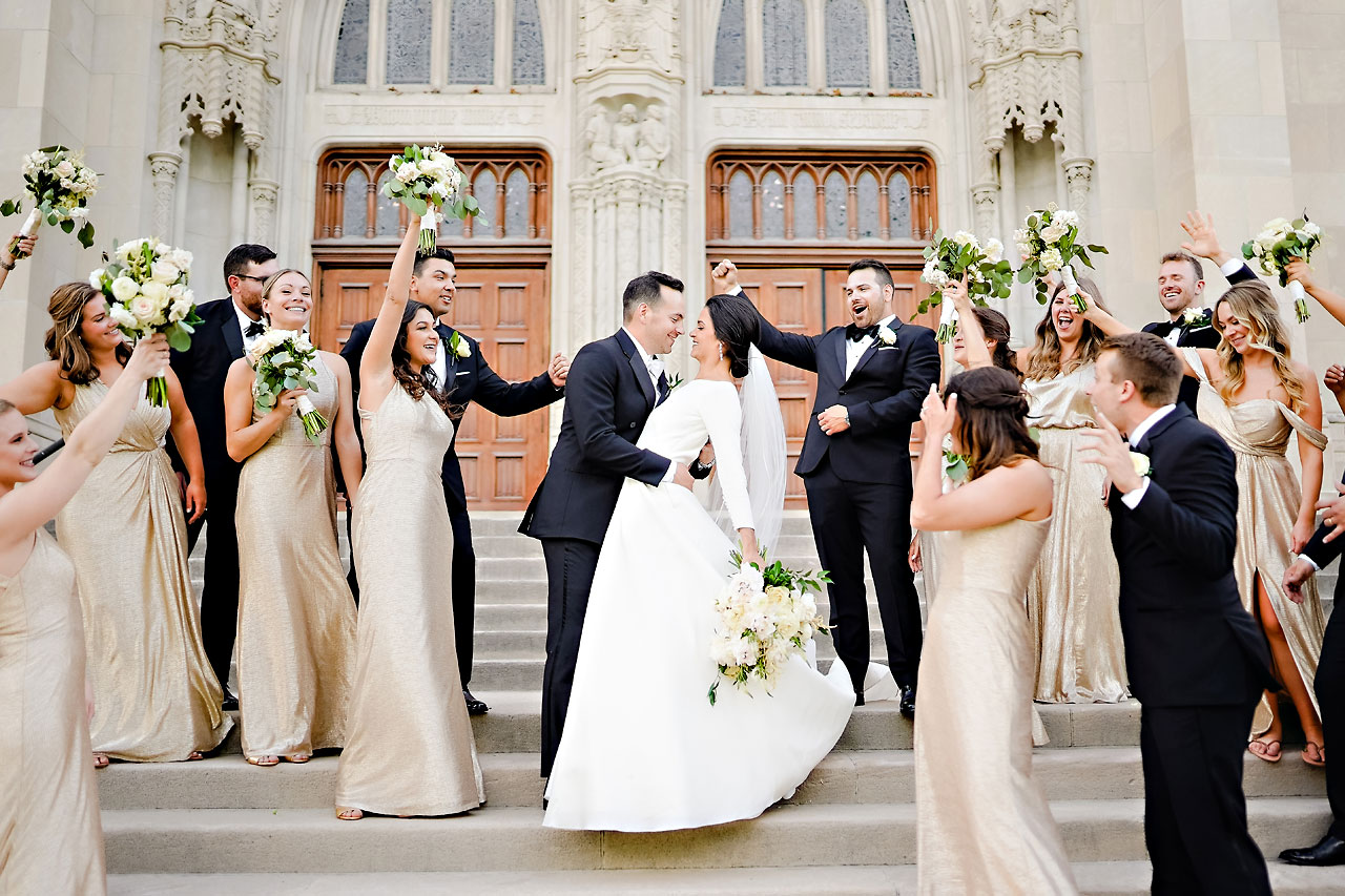 Kaitlin Collin Scottish Rite Indianapolis Wedding 240