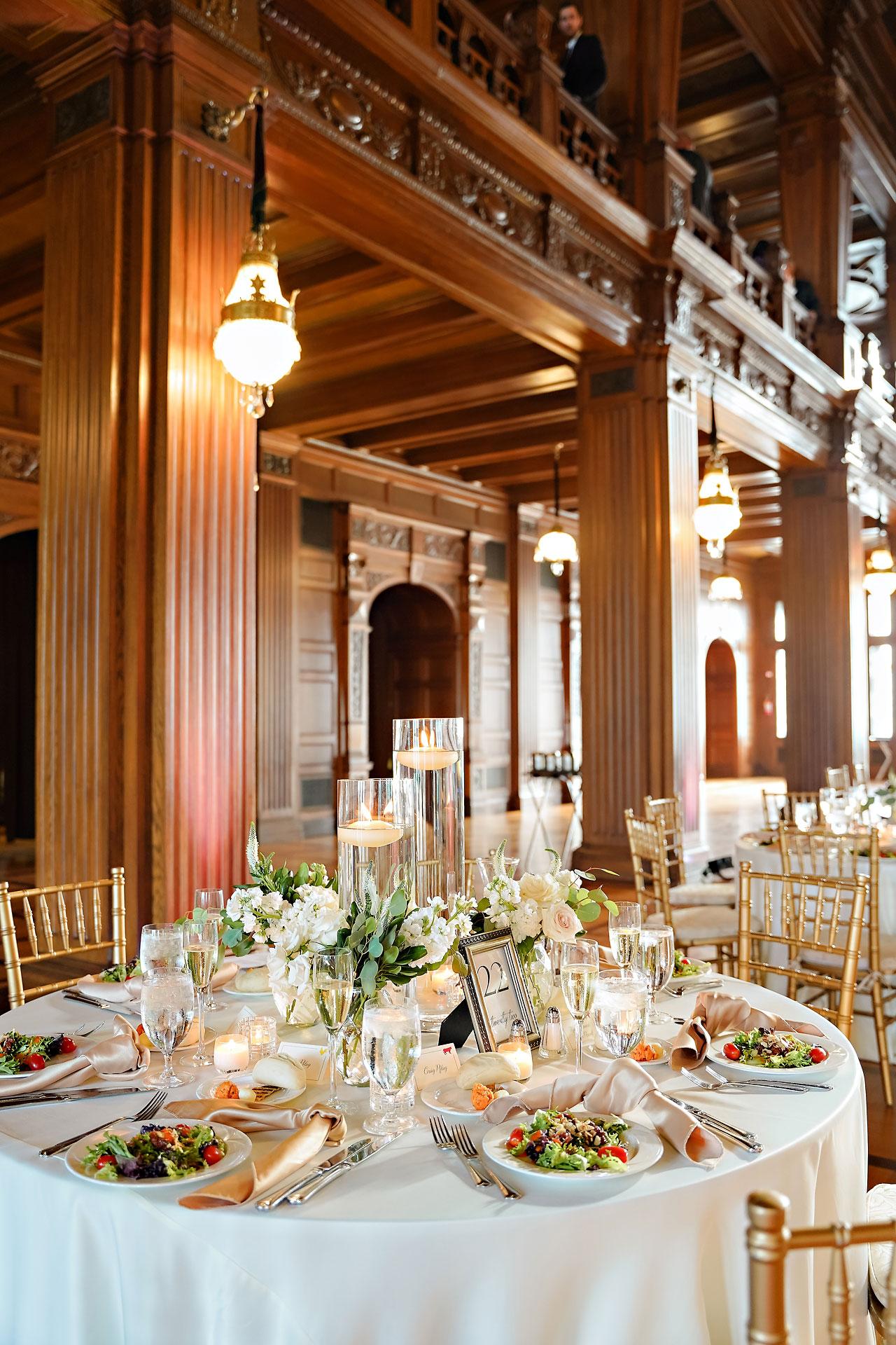 Kaitlin Collin Scottish Rite Indianapolis Wedding 257