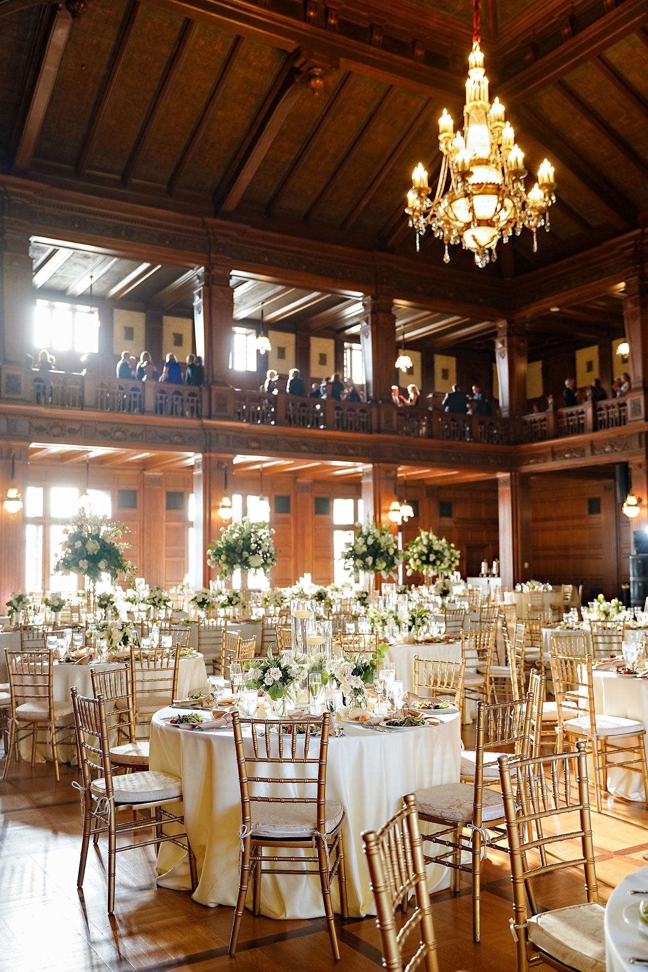 Kaitlin Collin Scottish Rite Indianapolis Wedding 259