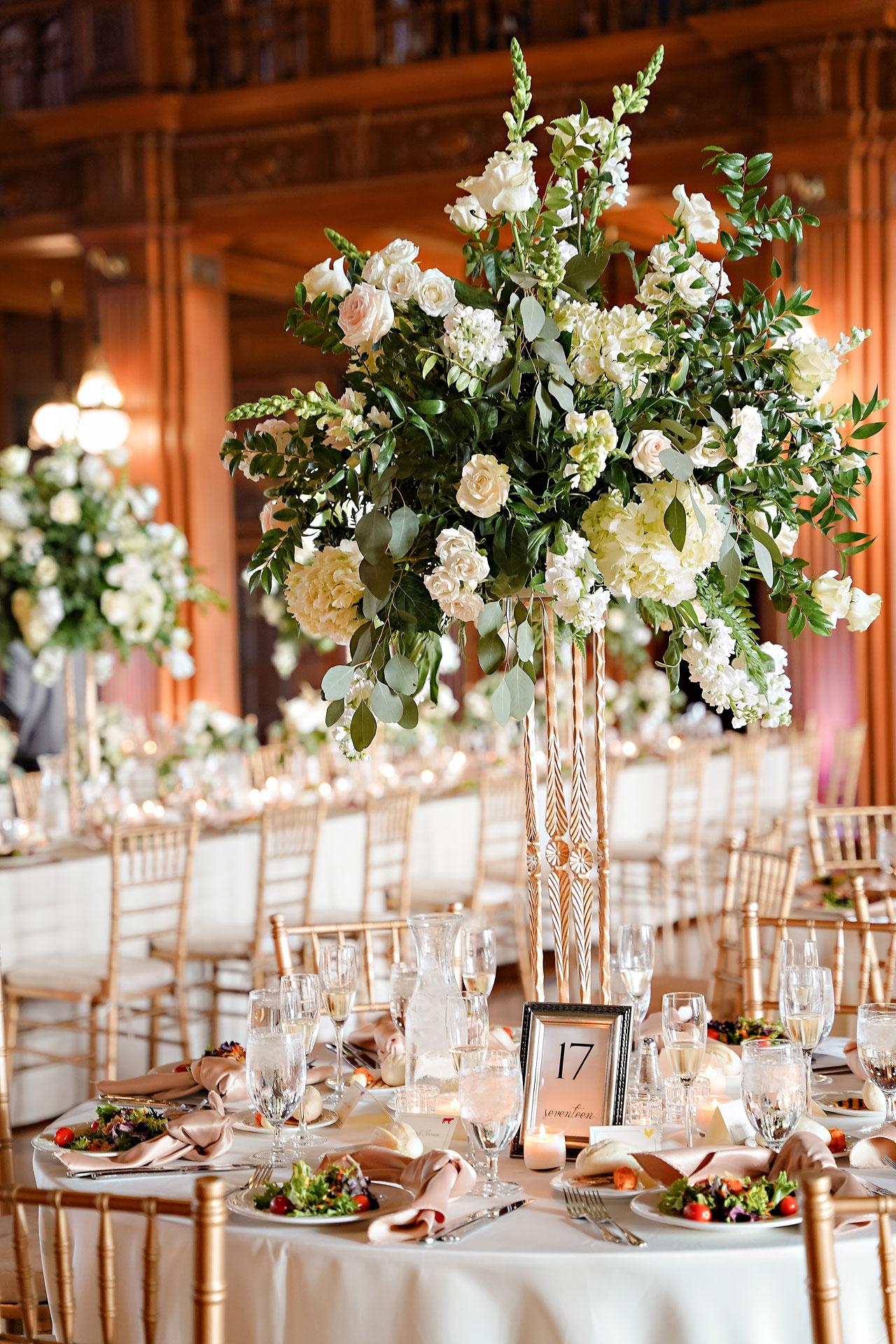 Kaitlin Collin Scottish Rite Indianapolis Wedding 264