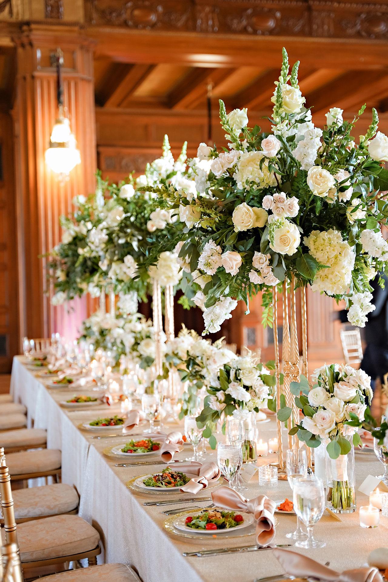 Kaitlin Collin Scottish Rite Indianapolis Wedding 266