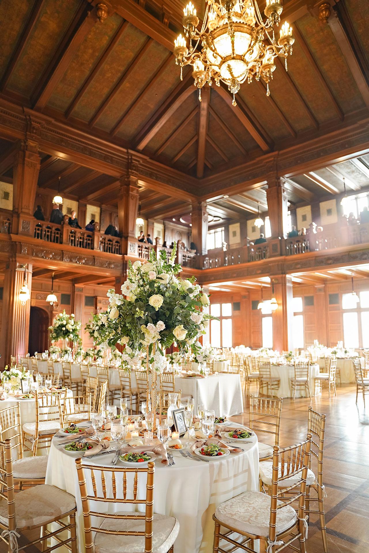 Kaitlin Collin Scottish Rite Indianapolis Wedding 267