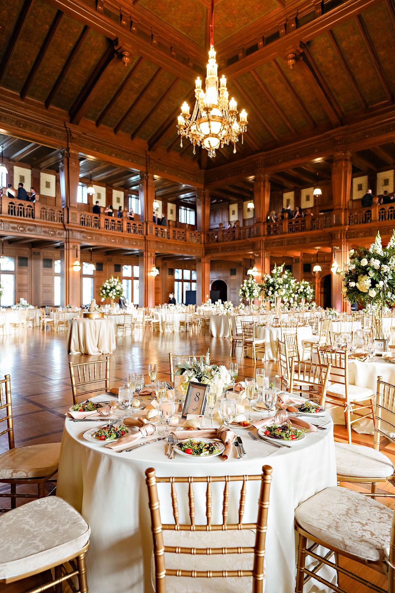 Kaitlin Collin Scottish Rite Indianapolis Wedding 269