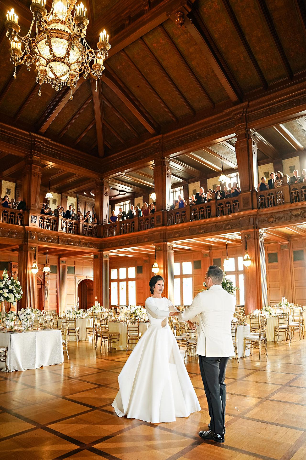 Kaitlin Collin Scottish Rite Indianapolis Wedding 277