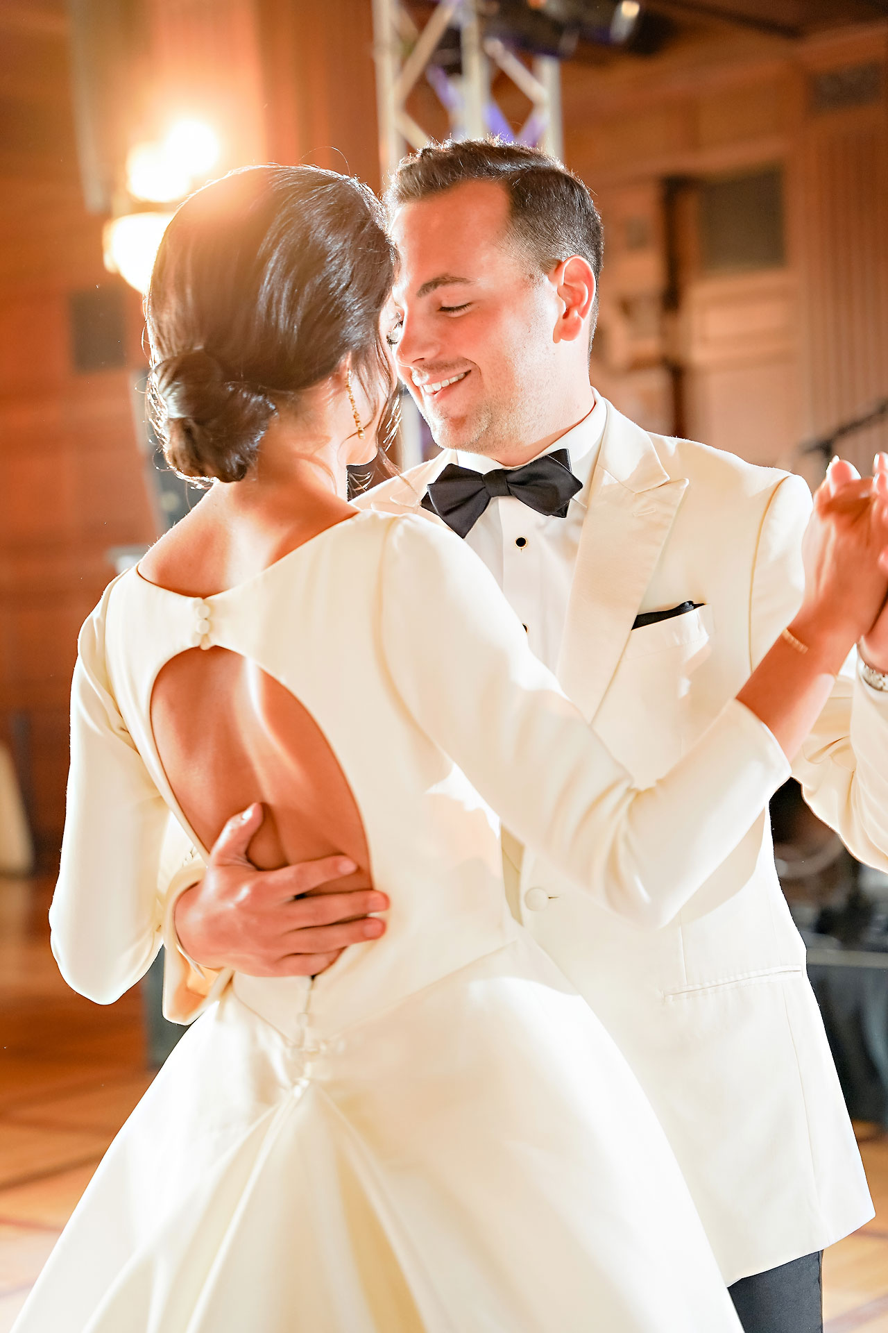 Kaitlin Collin Scottish Rite Indianapolis Wedding 278