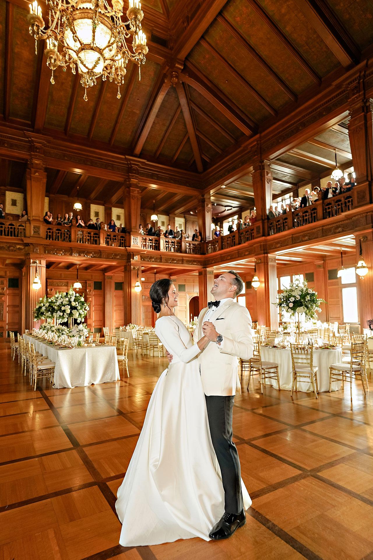 Kaitlin Collin Scottish Rite Indianapolis Wedding 280