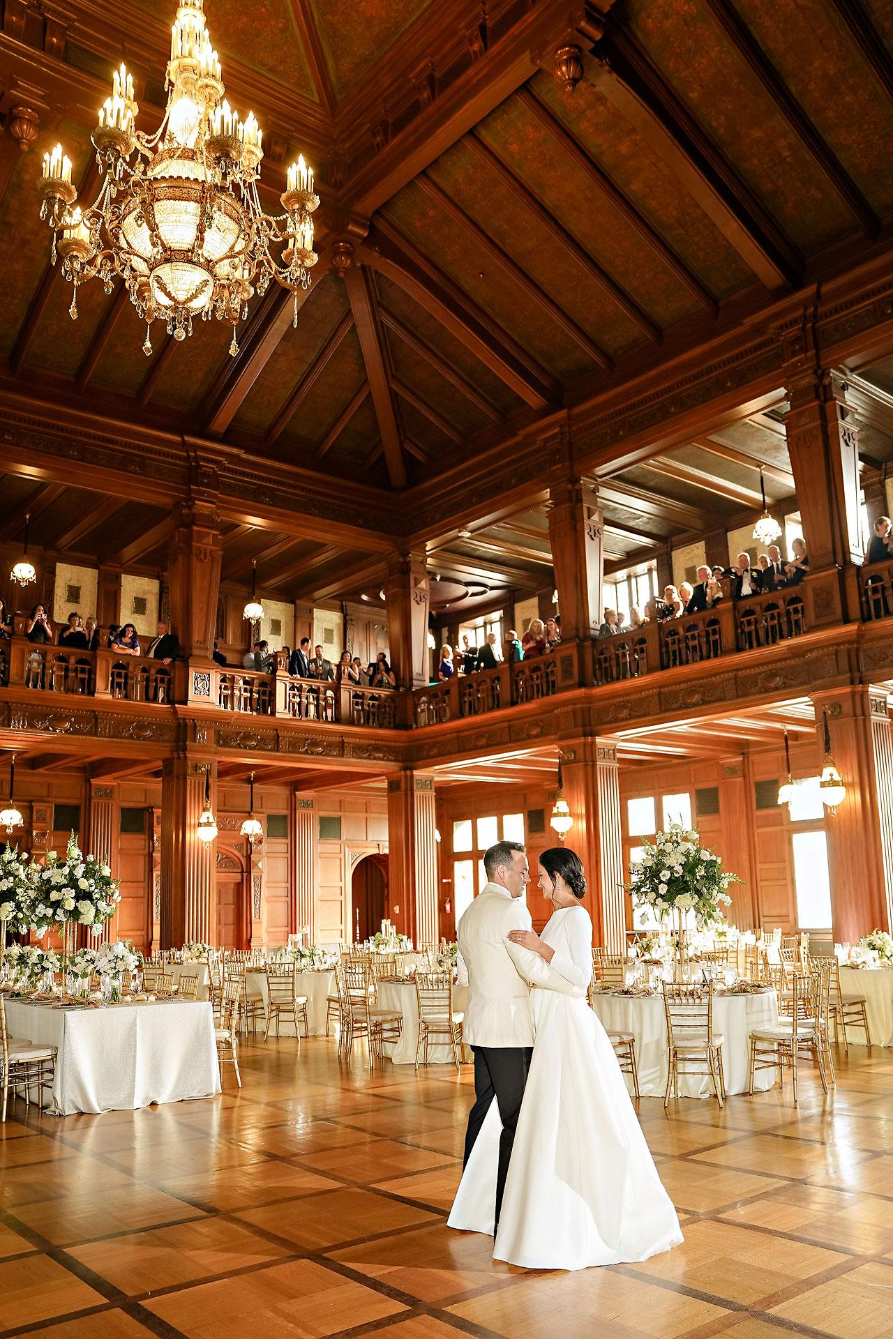 Kaitlin Collin Scottish Rite Indianapolis Wedding 282