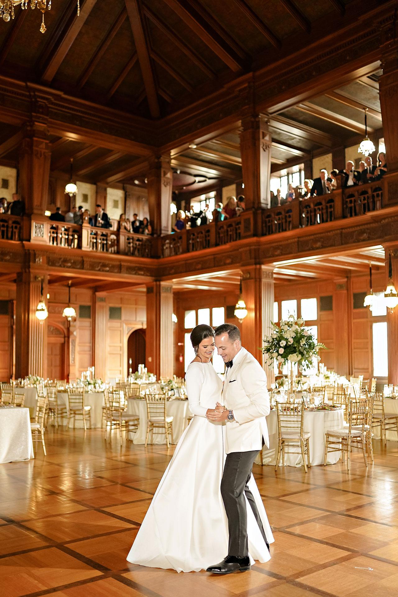 Kaitlin Collin Scottish Rite Indianapolis Wedding 284
