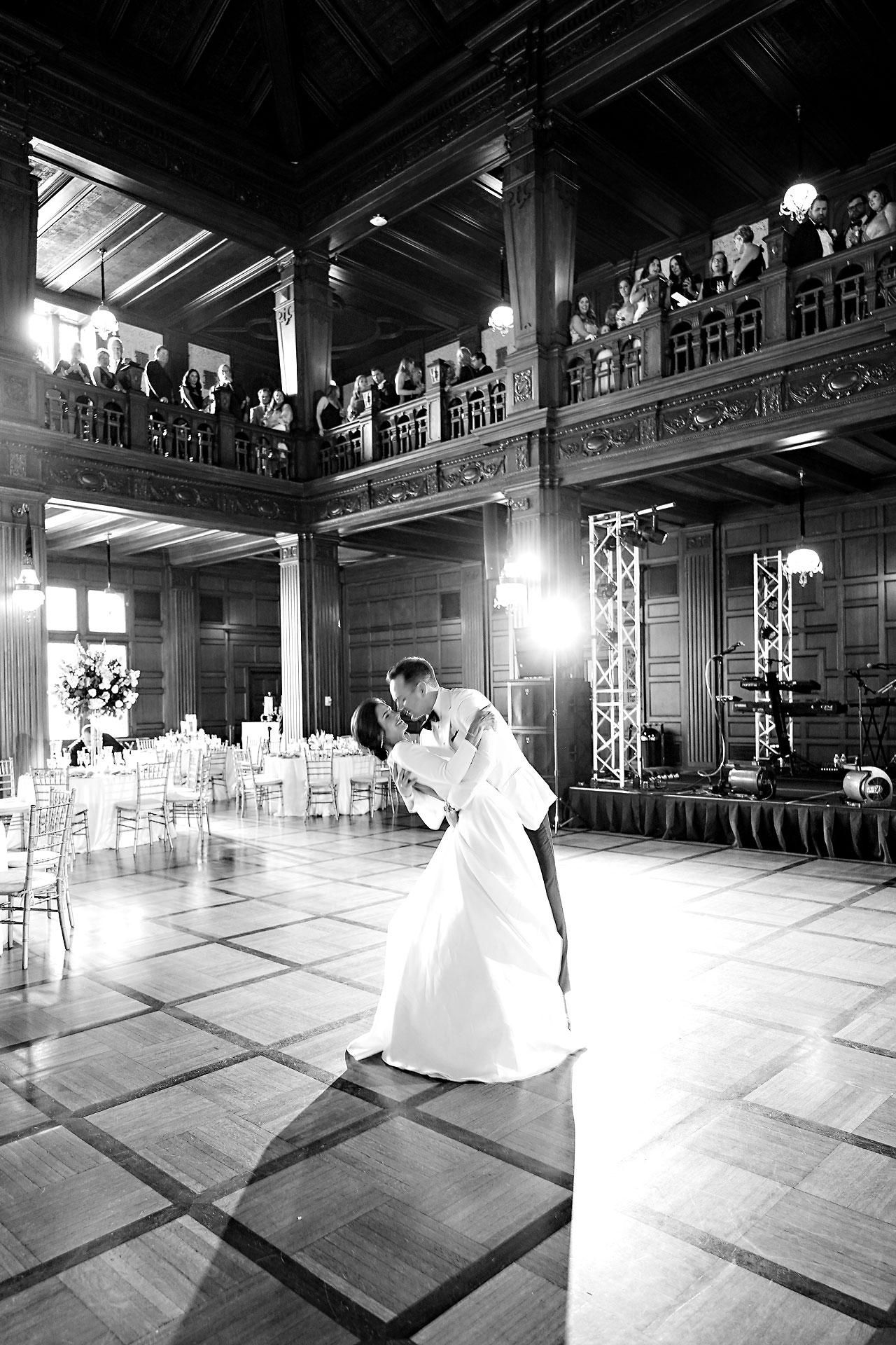 Kaitlin Collin Scottish Rite Indianapolis Wedding 288