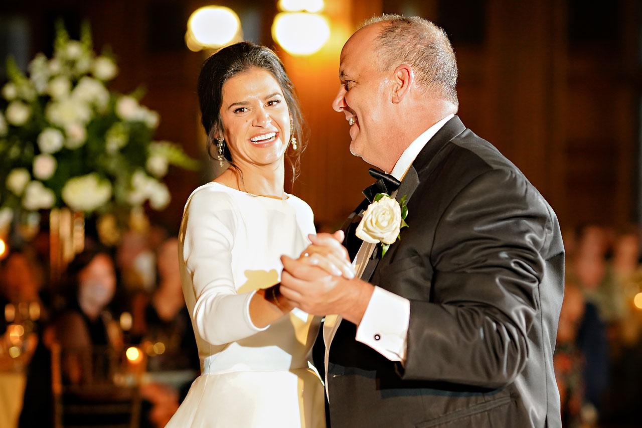Kaitlin Collin Scottish Rite Indianapolis Wedding 311