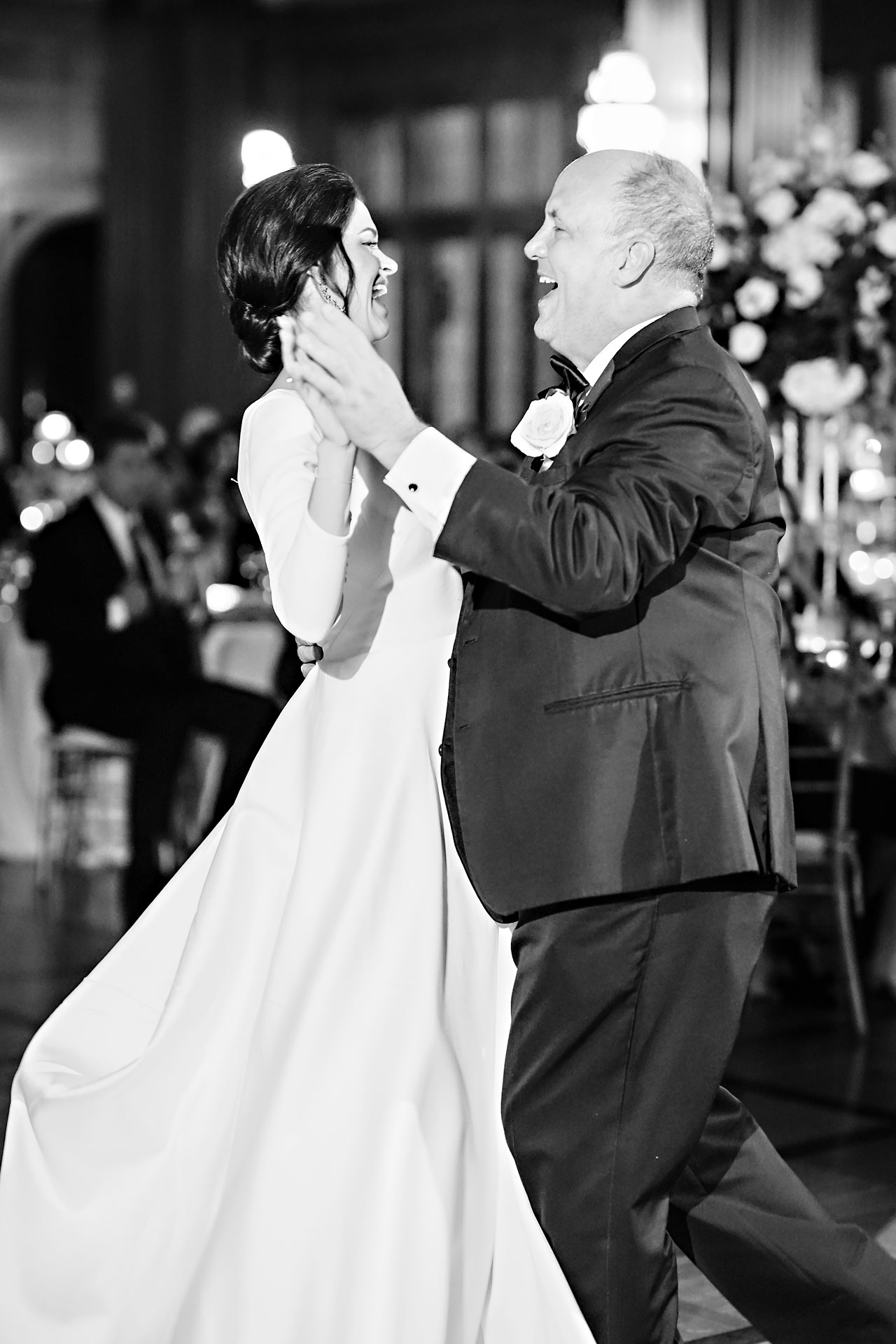 Kaitlin Collin Scottish Rite Indianapolis Wedding 312