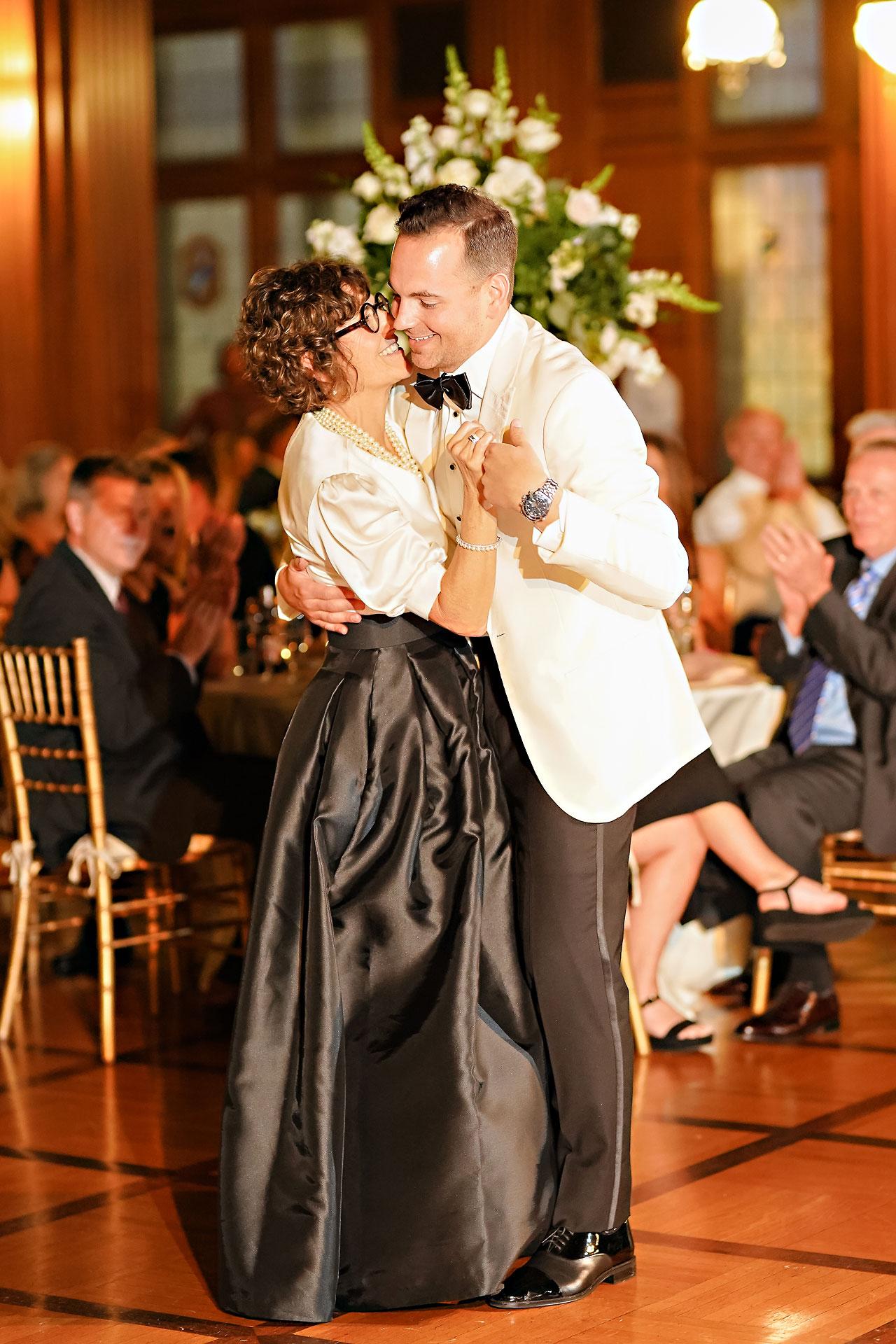 Kaitlin Collin Scottish Rite Indianapolis Wedding 317