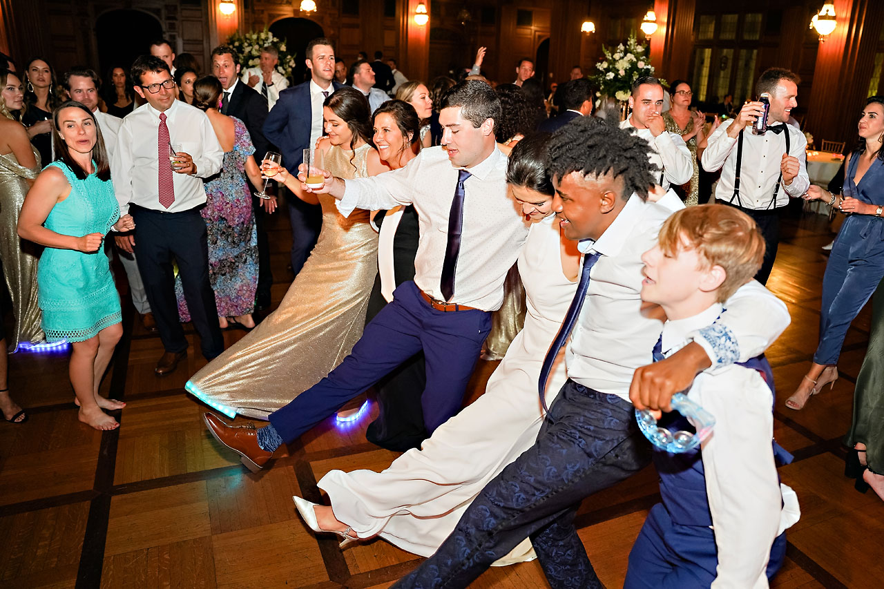 Kaitlin Collin Scottish Rite Indianapolis Wedding 332