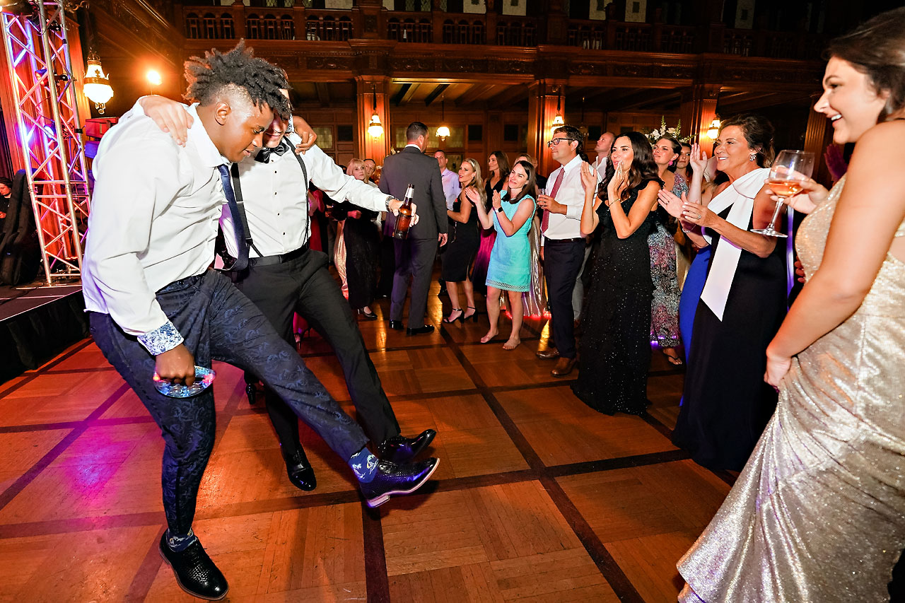 Kaitlin Collin Scottish Rite Indianapolis Wedding 336