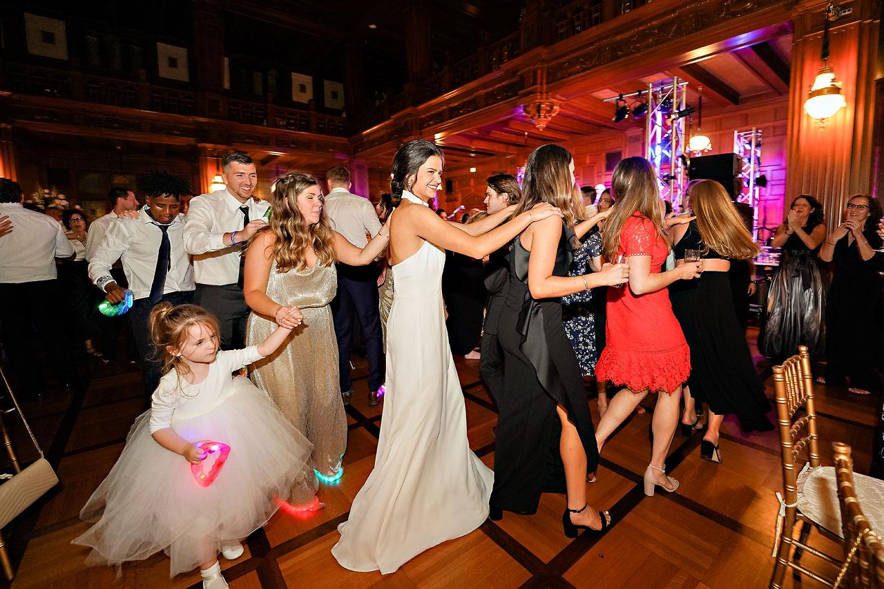 Kaitlin Collin Scottish Rite Indianapolis Wedding 340