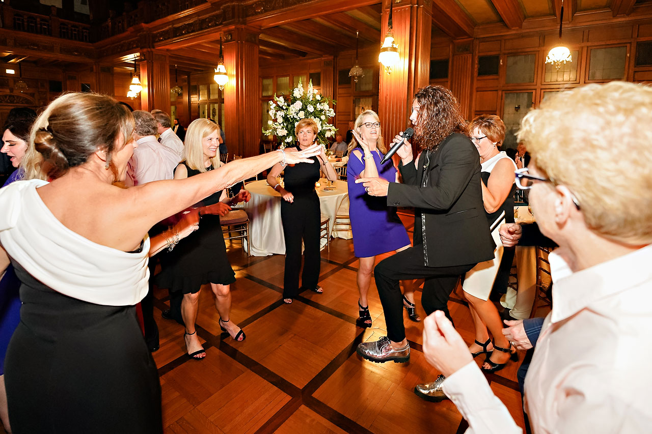 Kaitlin Collin Scottish Rite Indianapolis Wedding 342