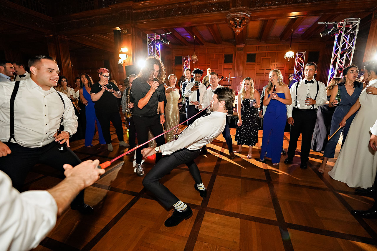 Kaitlin Collin Scottish Rite Indianapolis Wedding 347
