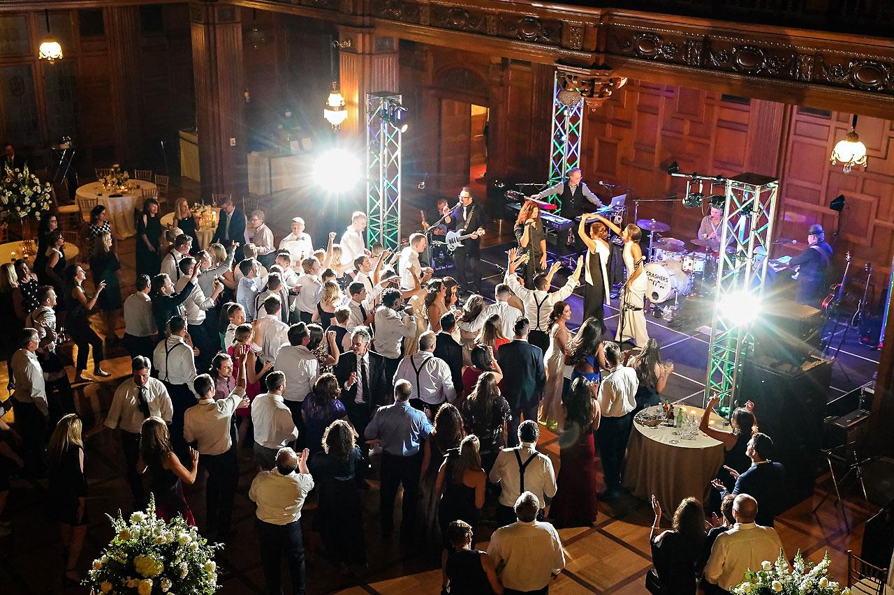 Kaitlin Collin Scottish Rite Indianapolis Wedding 356