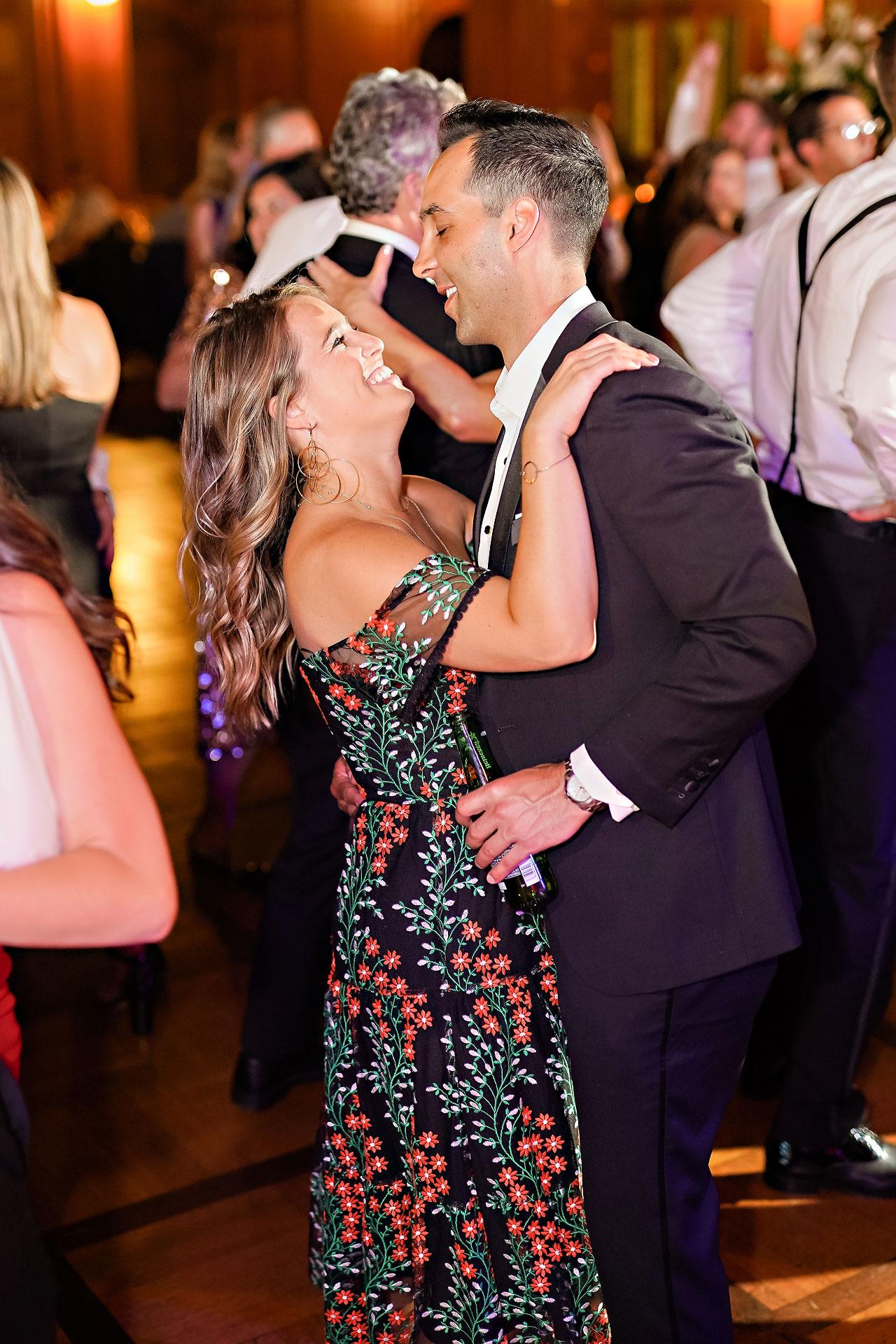 Kaitlin Collin Scottish Rite Indianapolis Wedding 359
