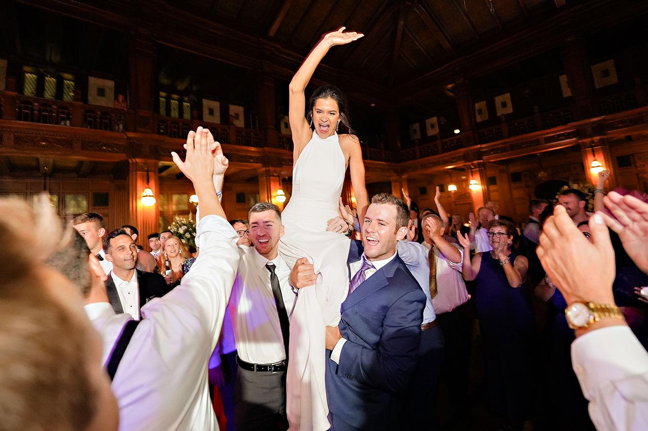 Kaitlin Collin Scottish Rite Indianapolis Wedding 361