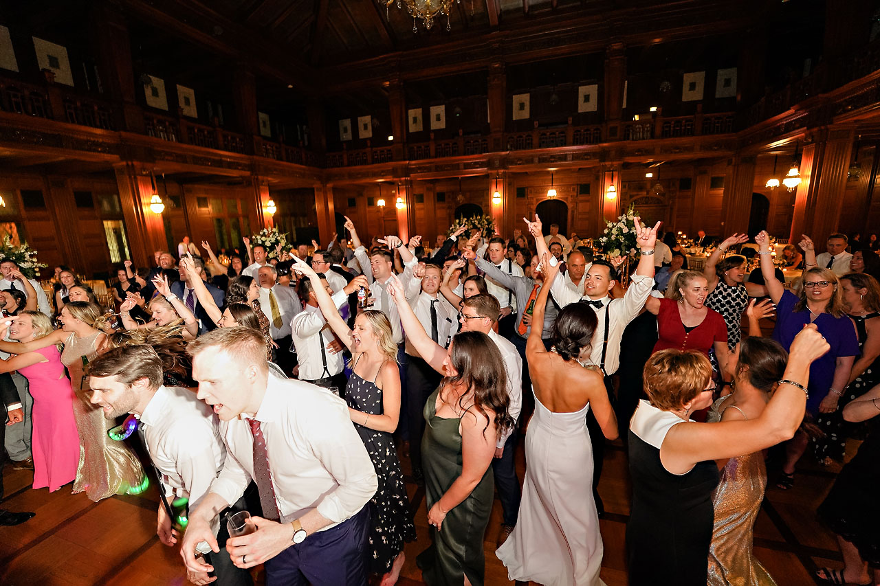 Kaitlin Collin Scottish Rite Indianapolis Wedding 362