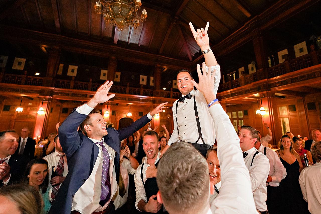 Kaitlin Collin Scottish Rite Indianapolis Wedding 363