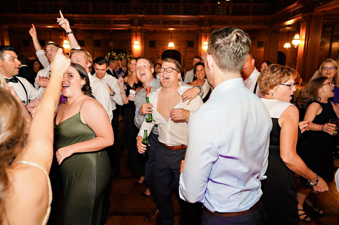 Kaitlin Collin Scottish Rite Indianapolis Wedding 364