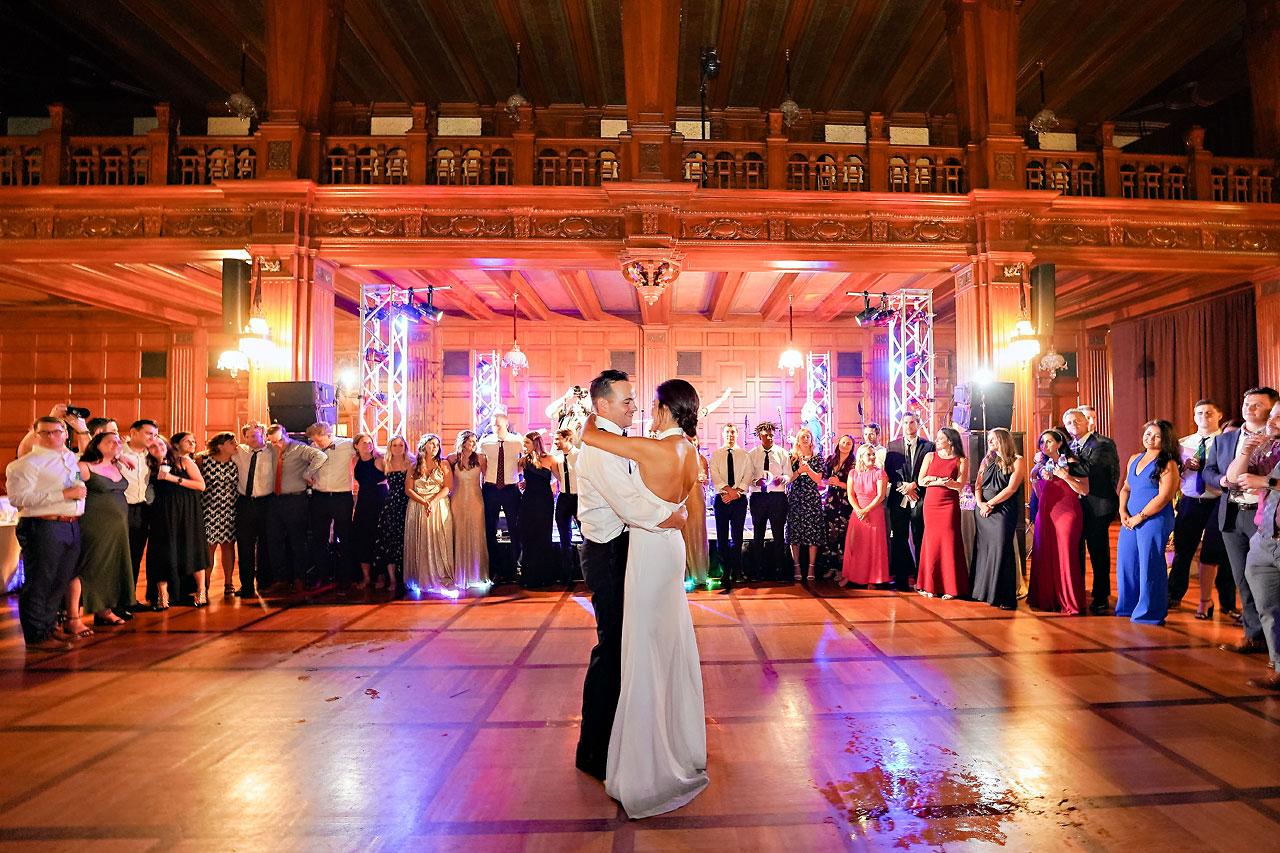 Kaitlin Collin Scottish Rite Indianapolis Wedding 368